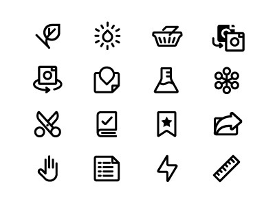 Icons rejects #icon #picto #symbol