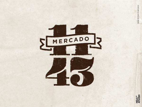 Mercado 1143 on Packaging Design Served