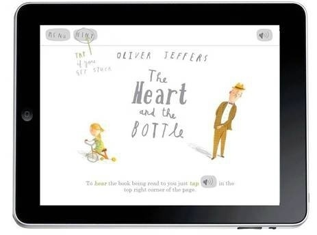 Oliver Jeffers Apps's Photos - Profile pictures (1) #ipad #interative