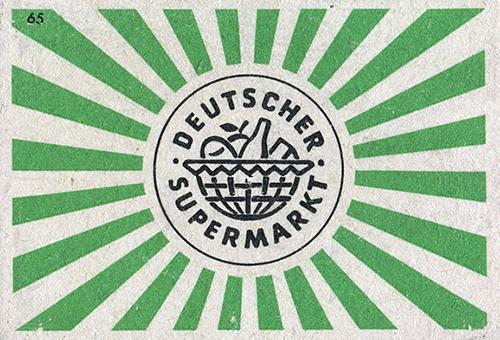 Deutscher Supermarkt Identity #logo #identity