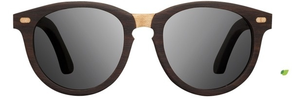 Shwood | Oswald Select | Rosewood & Maple | Wooden Sunglasses #glasses #wooden #sunglasses #wood #shwood #maple #oswald #rosewood #select