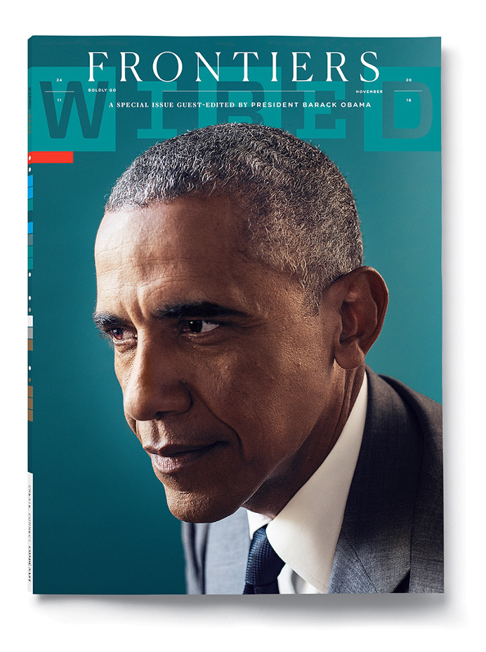 Special edition of Wired