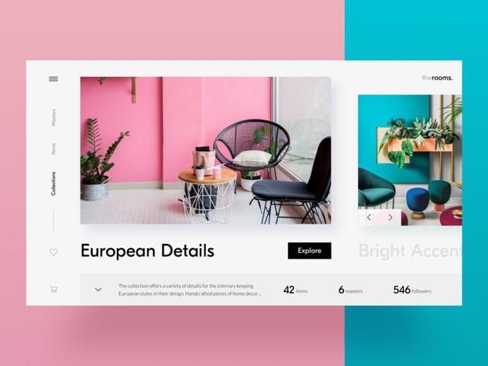Home Decor Ecommerce Website