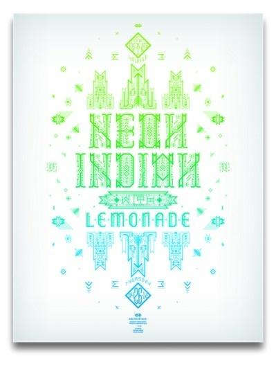 Thomas Bradley Blog #indian #thomas #bradley #neon