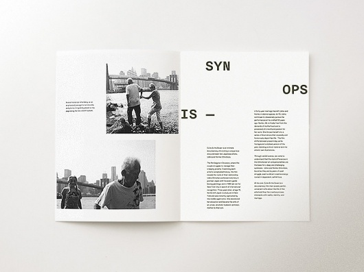 C&B Lookbook takes - Erik Jonsson #print