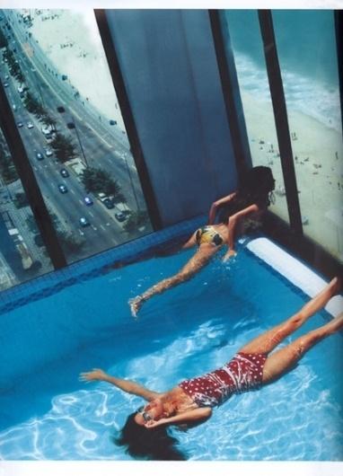 Baubauhaus. #photo #beach #pool