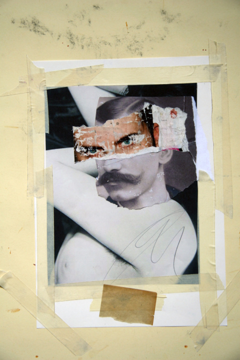 W. Strempler | PICDIT #mixed #media #collage #art