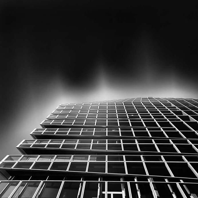 Long Exposure Architecture Photography by Pygmalion Karatzas