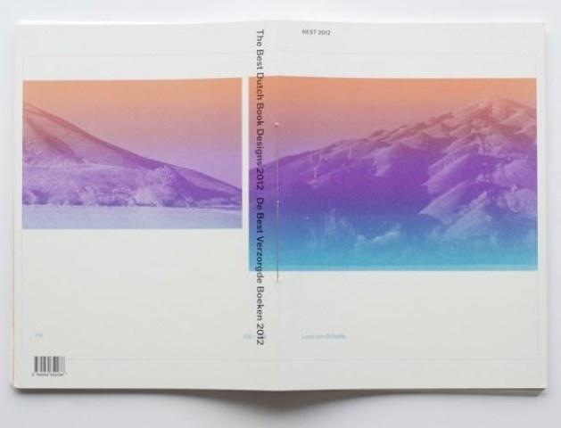 colour, book design, Dutch