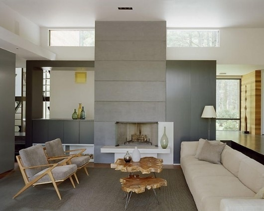 WANKEN - The Blog of Shelby White » Murdock Young + Kettle Hole House #interior #design