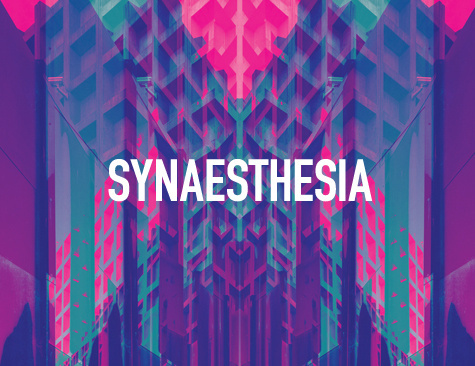 Synaesthesia_Mona_Event #design #colour #typography