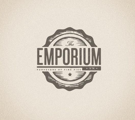 Emporium Pies #pie #identity