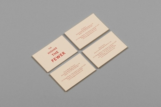 Collective Approach: Brand New Website | September Industry #card #business #typography