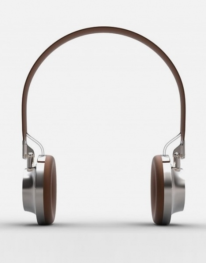 Aëdle headphones | iainclaridge.net #object #product #design #minimal