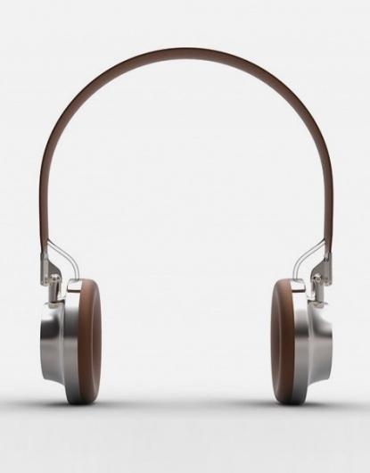 Aëdle headphones | iainclaridge.net #object #product #design #minimal