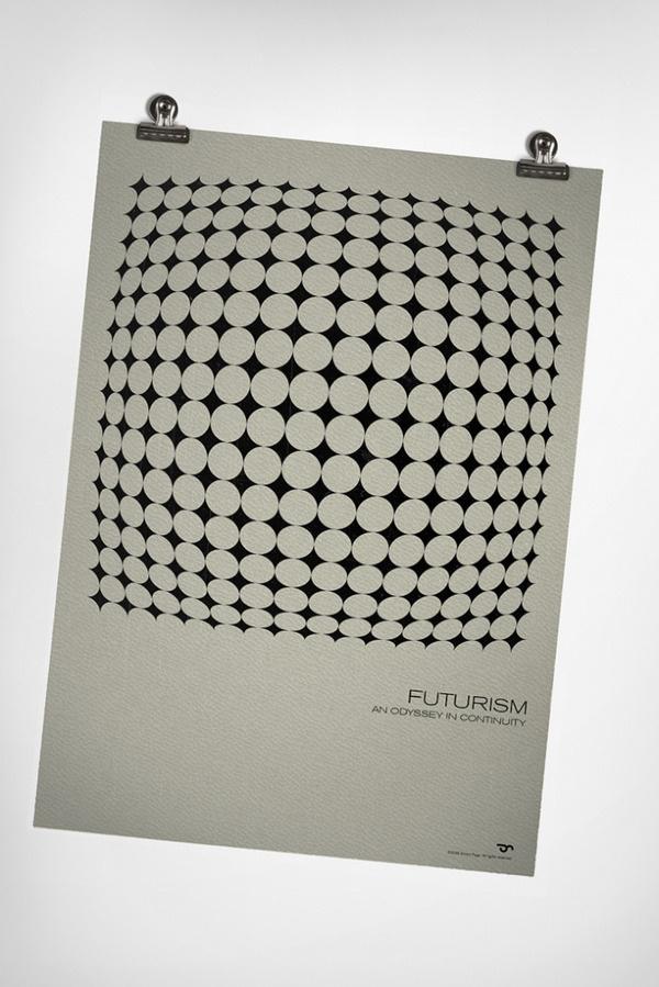 Futurism   excites | Graphic Designer | Simon C Page