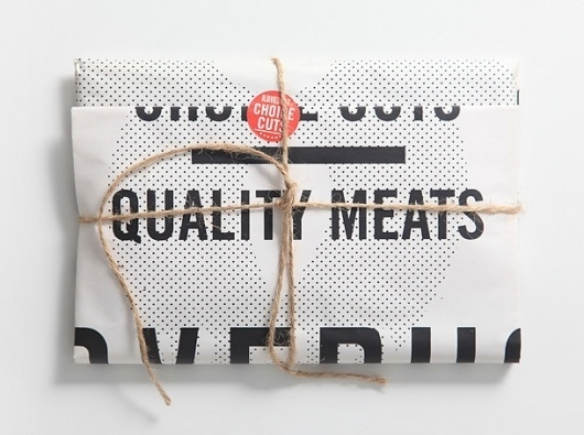 I Love Dust #font #meat