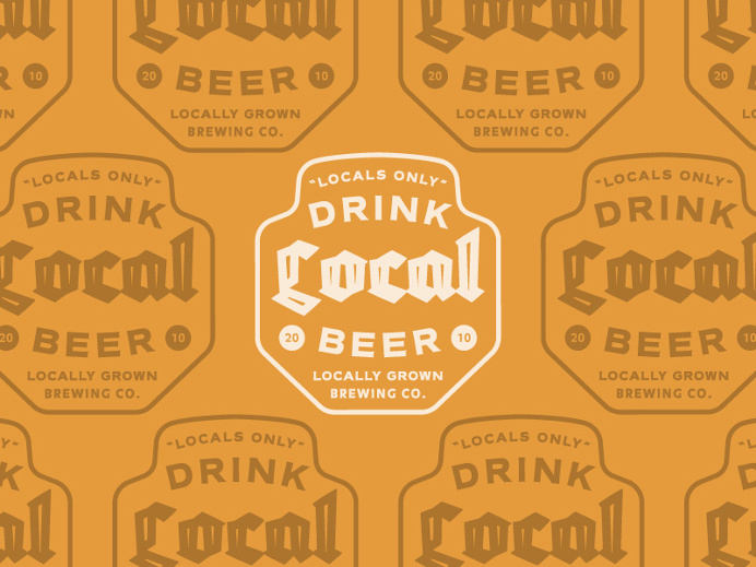 drink local beers