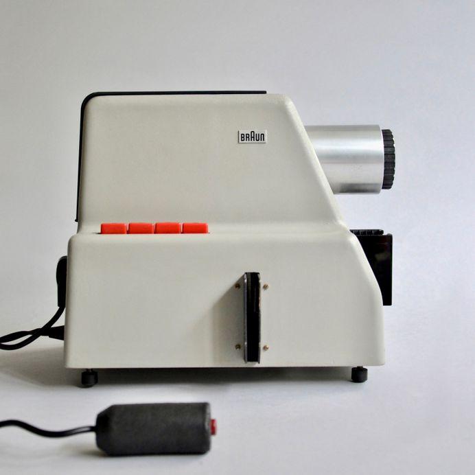 Dieter Rams: Braun PA 1   Sgustok Design