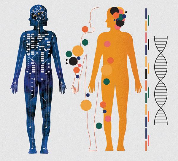 FortuneGenetics #illustration #lemanski