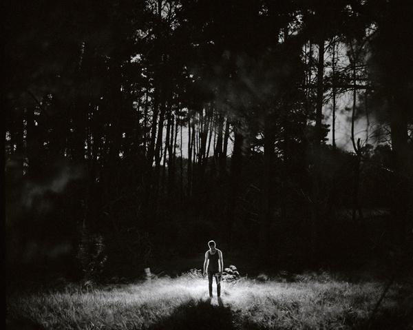 Canberra Wedding Photography #dark #man #land #light