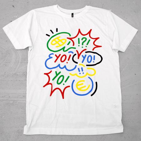 retard genius t shirt graphic #popart #print #drawing #illustration