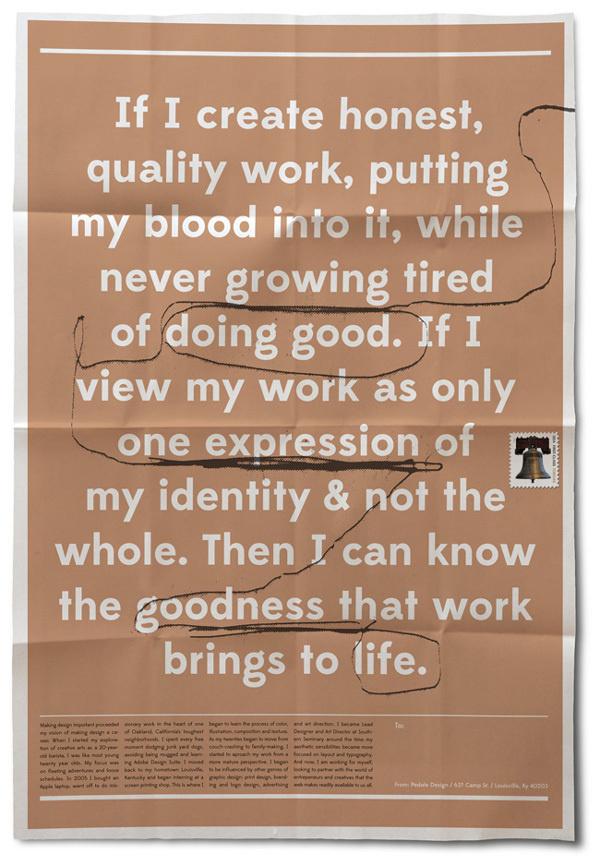 Tyler Deeb #portfolio #poster #promotion #mailer #typography
