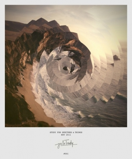 SKETCHES & THINGS by JULES TARDY #circle #photography