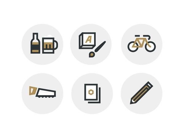 Build Icons #pictogram #icon #design #picto #symbol