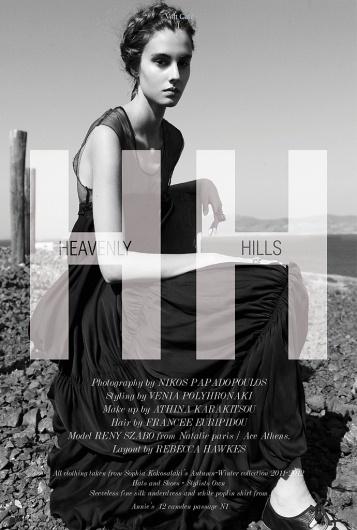 Heavenly Hill   Volt Café   by Volt Magazine #beauty #white #design #graphic #volt #black #photography #art #and #fashion #layout #magazine #typography