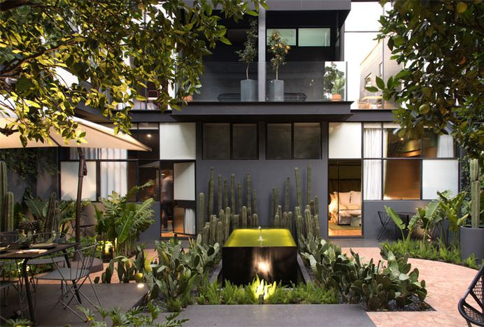 Original Architecture of Ignacia House with a Hint of the Latest Trends - InteriorZine