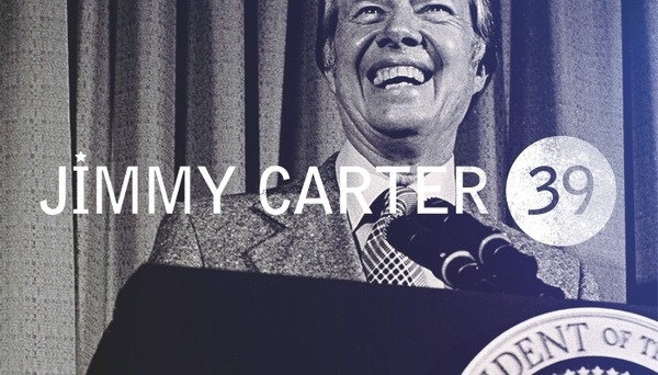 Thirty Ninth President: Jimmy Carter (1977 1981) #presidents #branding #design #photography #layout #typography