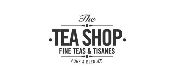 leolab / The TeaShop LS Tea Sommelier #logo #identity #branding