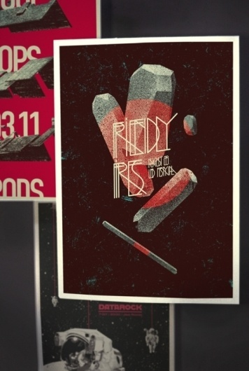 Poster Design 2010 on the Behance Network #design #poster