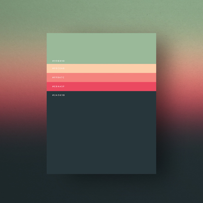 #Minimal #color #palette #buy #poster #cool #colors #2016 #palettes #minimalist #hex #code #colors #collection #behance @dribbble