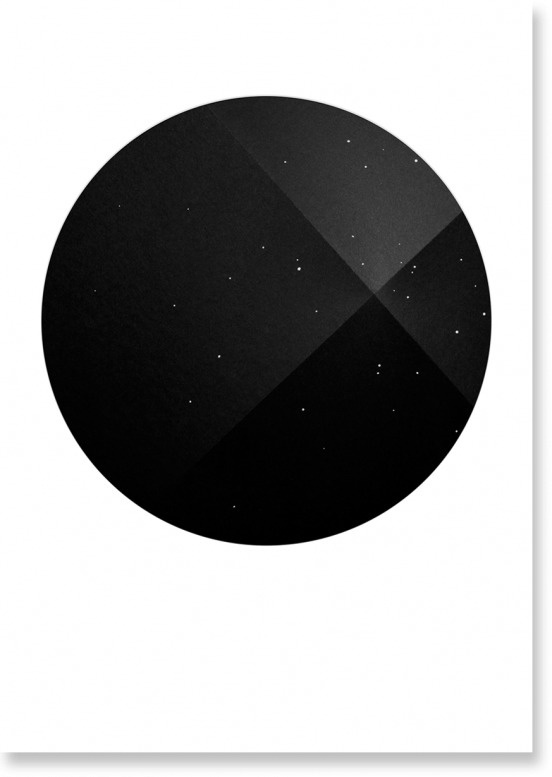 Dot by Julien Vallee #space #poster #dot