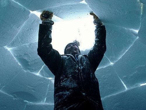Twitter #igloo #canada #inuit