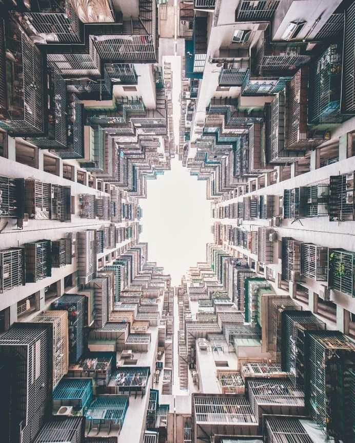 The Stunning Beauty Of Hong Kong's Cityscapes