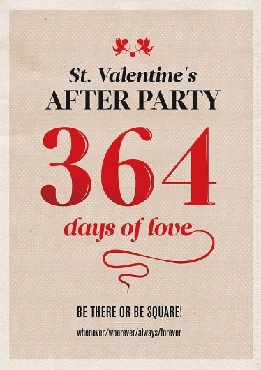 Valentine's day on the Behance Network #valentines #behance #network #day