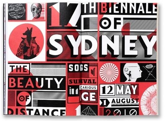 Pentagram #grid #layout #typography
