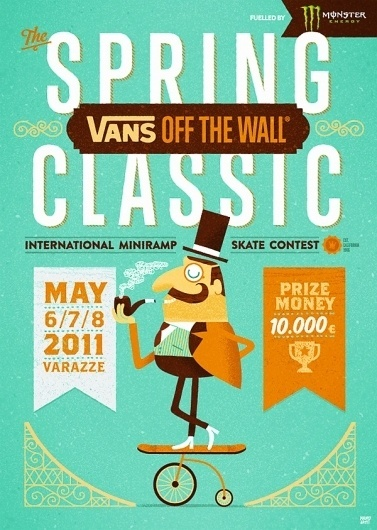 All sizes | Vans Off The Wall 2 Flyer | Flickr - Photo Sharing! #gatti #mauro #vans