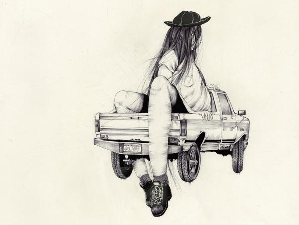 UntitledArtPat Perry #illustration