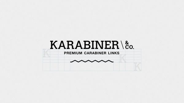 Karabiner & Co. - Manufacturer #logotype