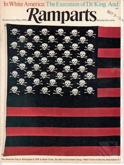 Ramparts-May-1968-cover_thumb_w_580.jpg (Immagine JPEG, 580x768 pixel) - Riscalata (93%) #design #graphic