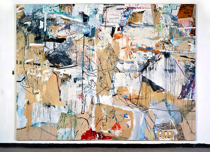 Daniel Herr | 2011 #abstract #expression #painting #herr
