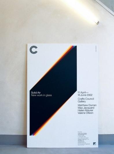 Solid Air identity | Cartlidge Levene #crafts #brand #identity #council