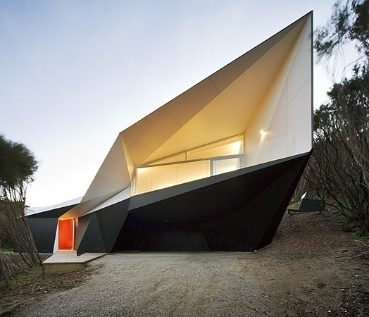 Klein Bottle House by McBride Charles Ryan #photography #architecture