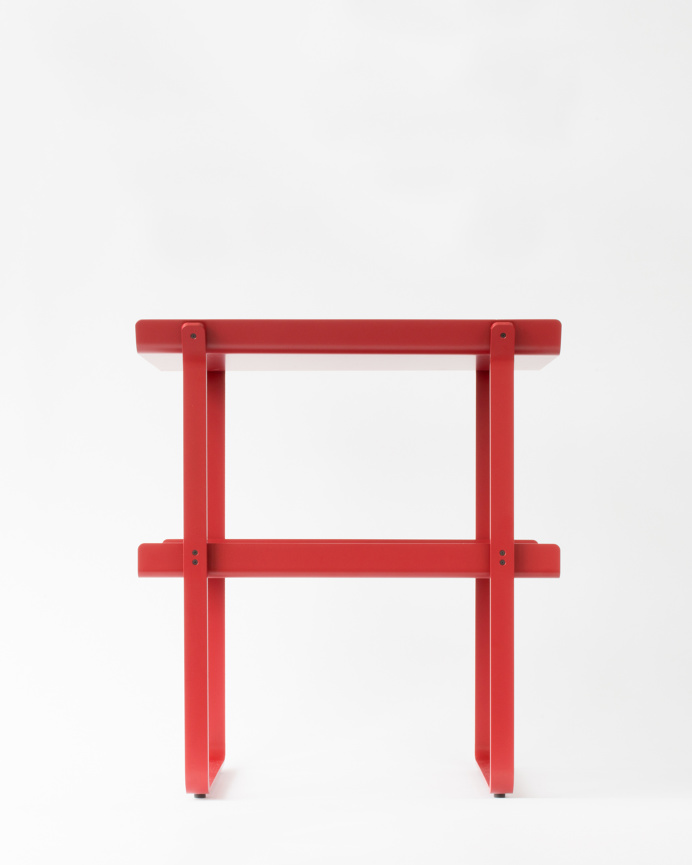 Scaffold Table by Tom Chung