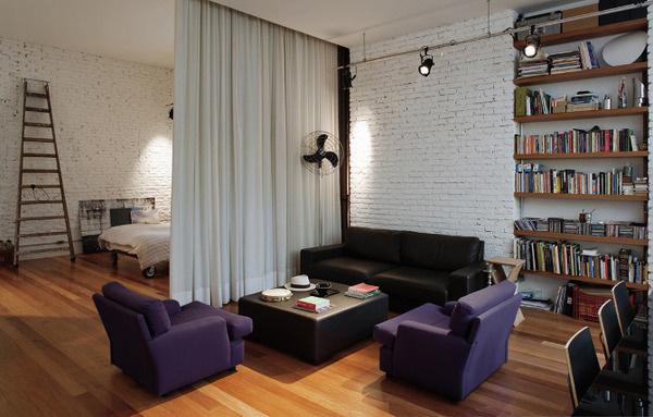 Loft Cinderela by AR Arquitetos on flodeau.com 12 #interior #design #decor #deco #decoration