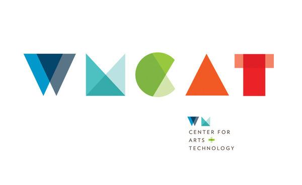 West Michigan Center for Arts #logo #identity #shape #color